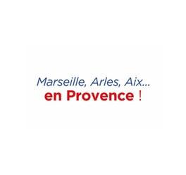 Marsille, Arles, Aix... Business Partner - EuroPass