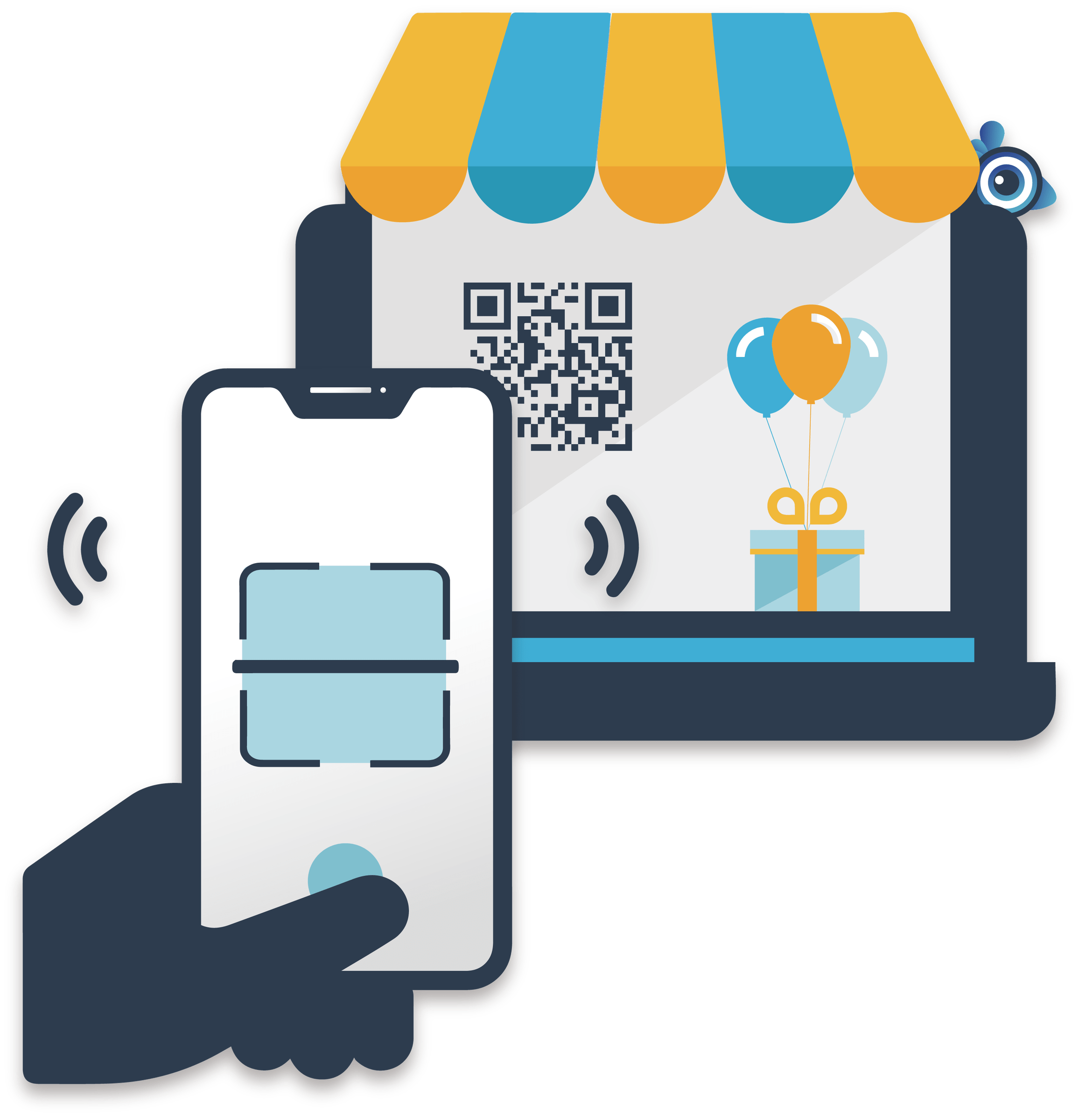 WeChat Pay with QR Code WeChat Managemnt