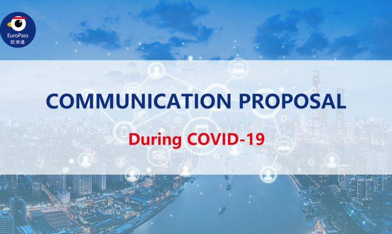 Communication Proposal During COVID-19